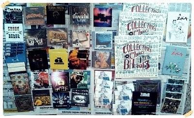 COLA NA BANCA, CD'S A PARTIR DE R$ 2,99