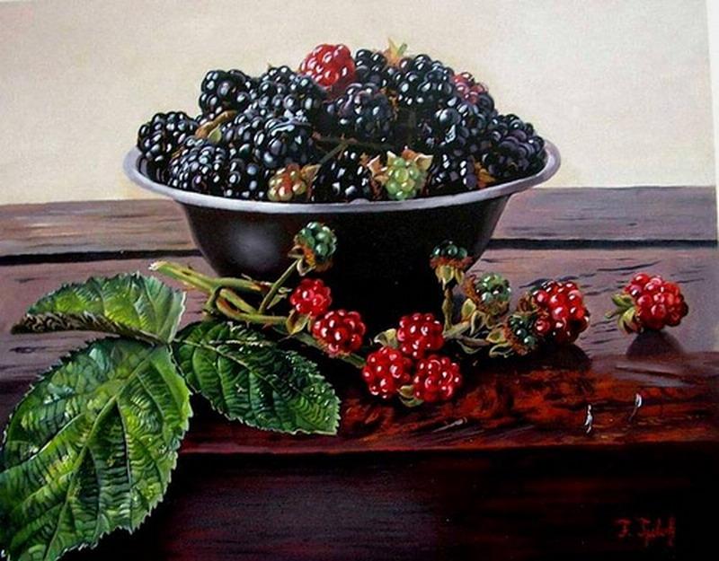 Frutas Bodegones Asombrosos