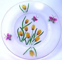 putih bunga tulip