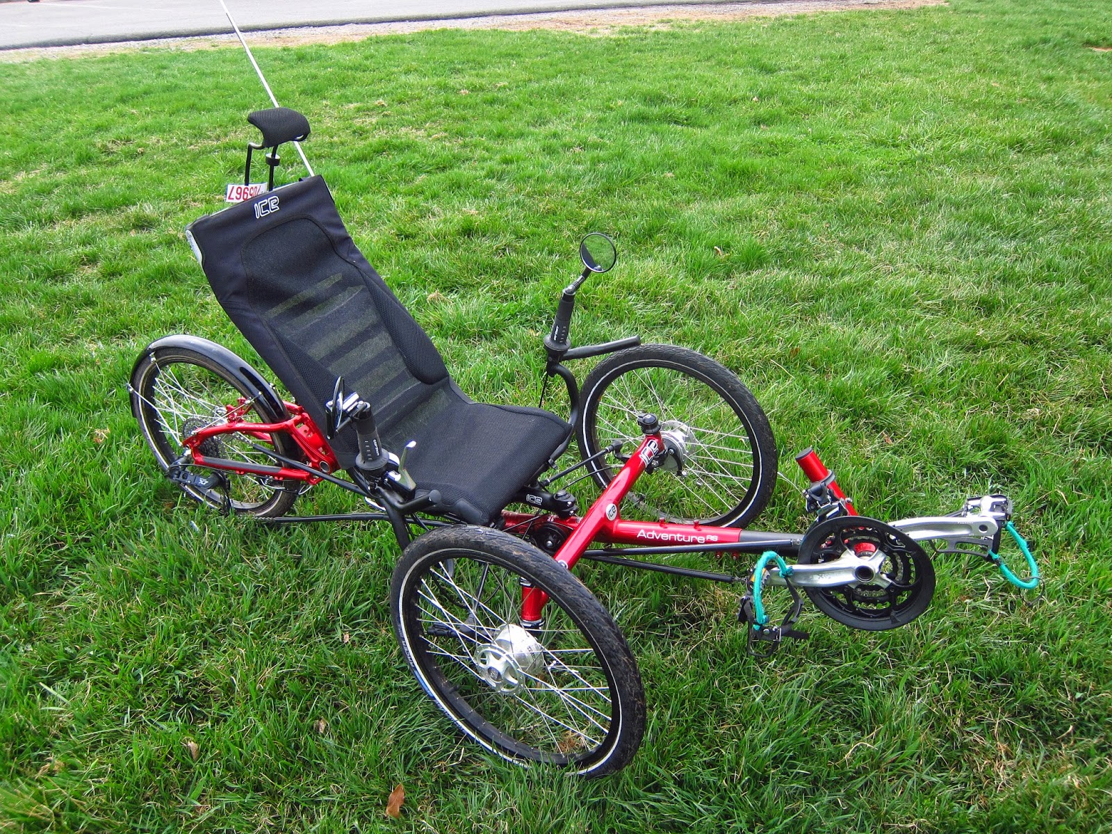 Bikes Vienna Recumbent Bike here at bikes vienna