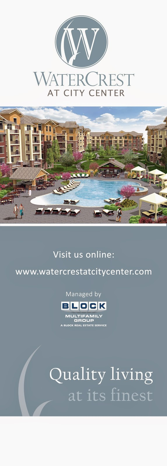 Block Real Estate Services- WaterCrest at City Center