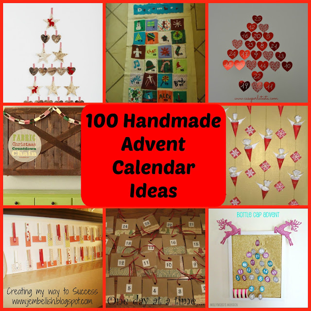 Advent Calendar Handmade Knitting : Creating my way to success sewing tutorials for