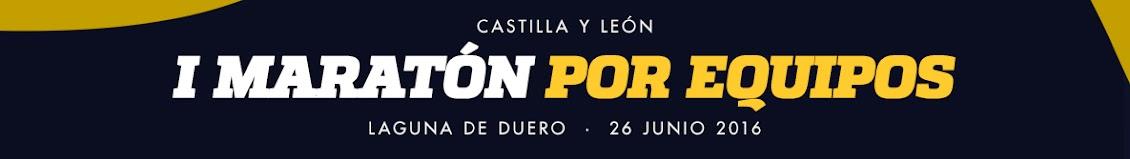 Maratón por equipos Castilla y León