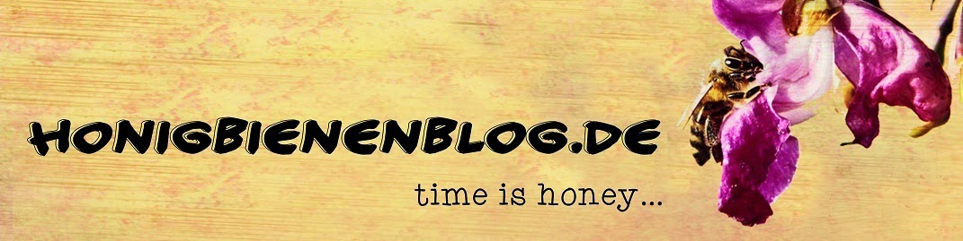 Honigbienenblog - Time is Honey