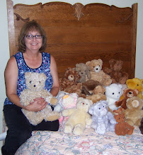Nan and some of the good will bears