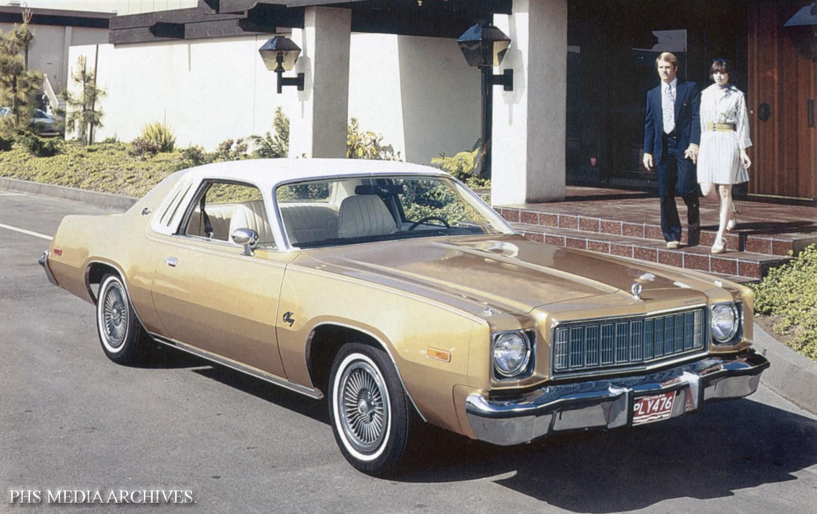 Second Look Series: 1975-1978 Dodge Charger Sport, Monaco Brougham ...
