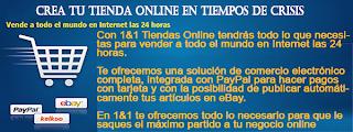 Crea una Tienda Online Para Vender tus Productos o Servicios