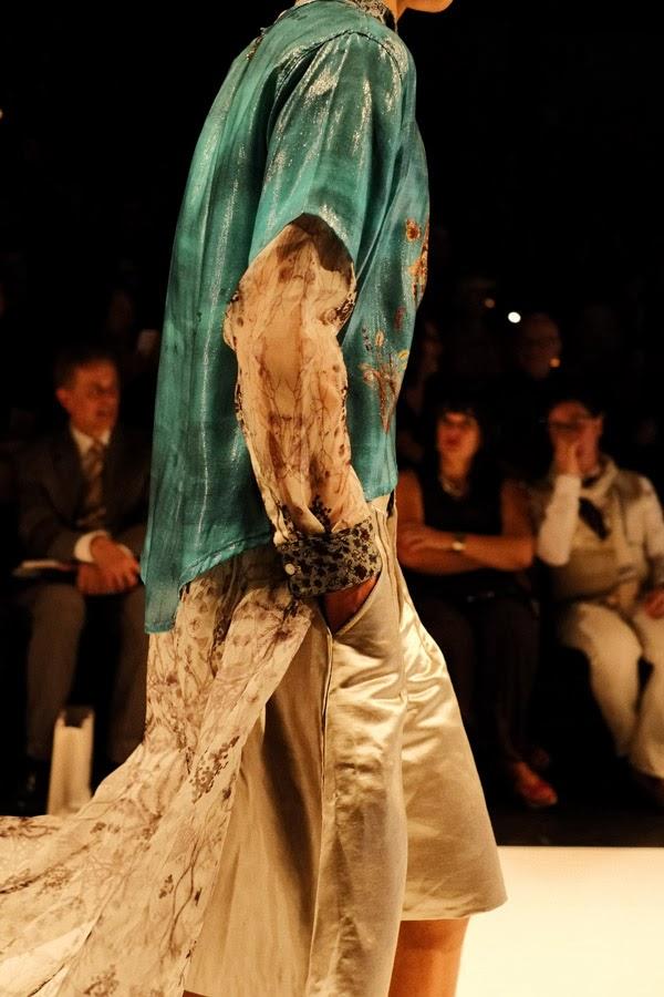 Helen Nguyen, Natalie Nguyen - Menswear : Raffles Graduate Fashion Parade 2013 Photography by Kent Johnson.