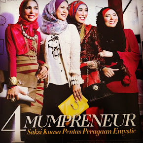 Hijabista Magazine Oct 2012