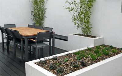 Decora el hogar jardines modernos para interior de casa for Jardines interiores de casas modernas