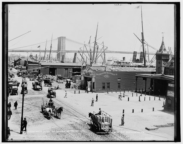 Amazing Vintage Photos Of New York City In The Early 1900s Vintage Everyday