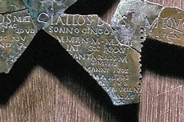 The Coligny Calendar