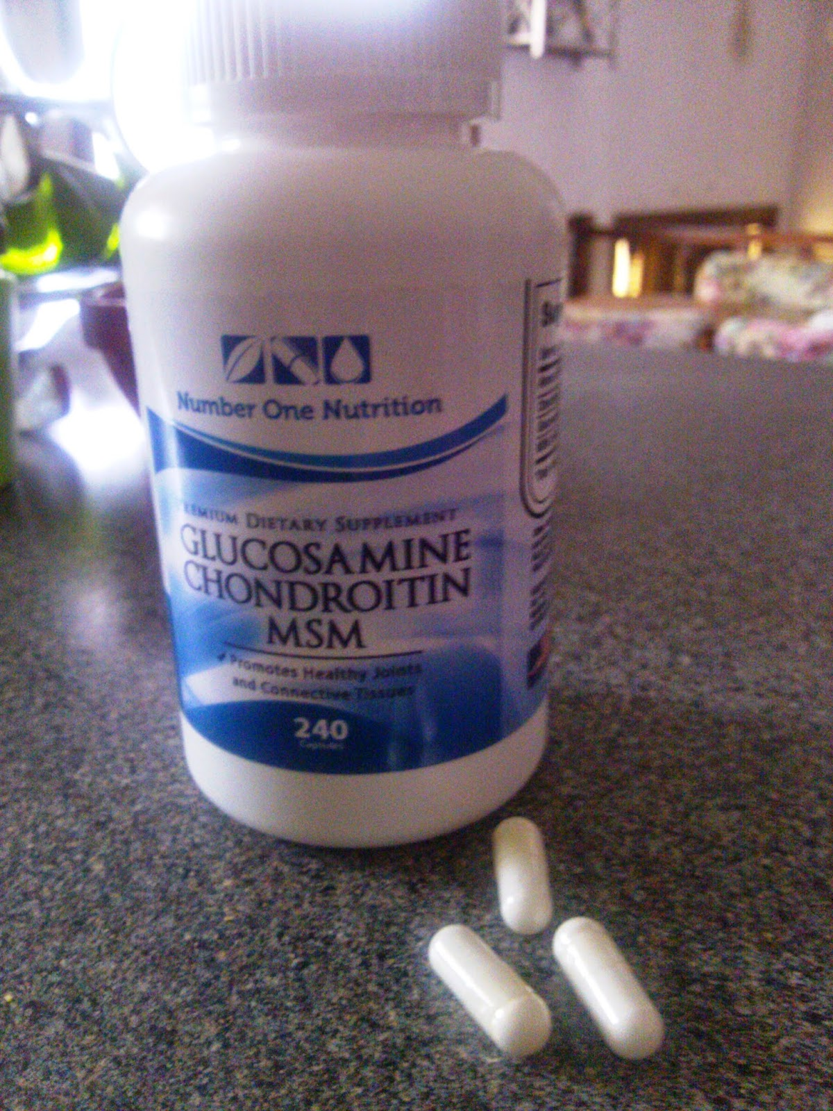 Number One Glucosamine Review