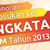 semakan keputusan kemasukan mrsm 2013 bagi tingkatan 1 dan 4 online