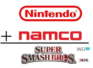 Nintendo and Namco are working together to create Smash Bros. Wii U