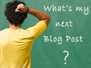 blog ideas 2014