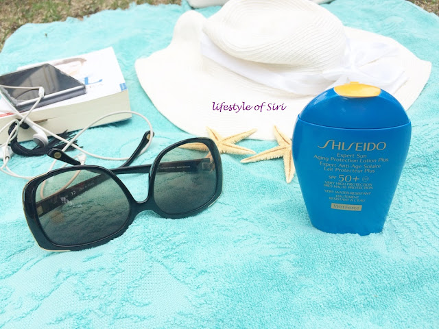 Shiseido- Wet Force Expert Sun Aging Protection Lotion Plus 50+