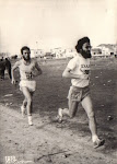 751. Javier Tornero Pingarrn, cross Atltico Getafe. Barrio de Las Margaritas, 06 de enero de 1979