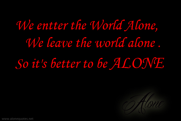 Leave Me Alone Wallpaper Quotes Quotes And Sayings | Auto ...