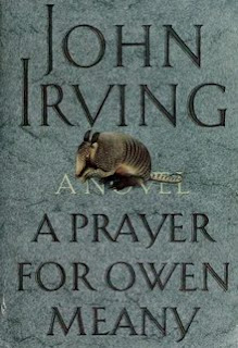 Cover of A Prayer for Owen Meany, a novel by John Irving