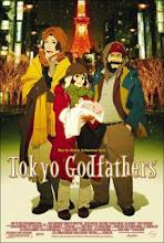 Tokyo Godfathers (2003) [Latino]