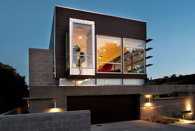 Munson Residence, photo by David Harrison.