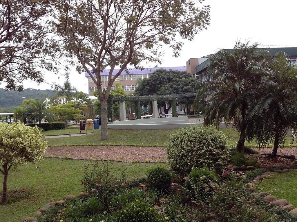feevale campus ii jardim