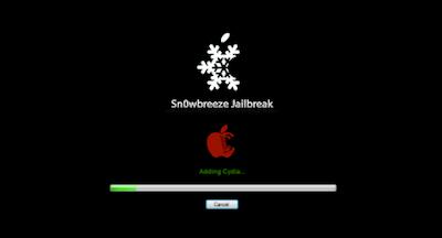 Qysh Me Jailbreak Tethered iOS 5.1 me anë të Sn0wbreeze në Windows?