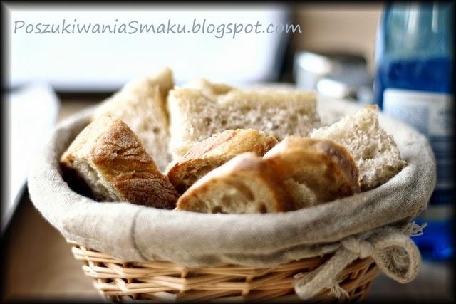 koszyk chleba, u chłopaków