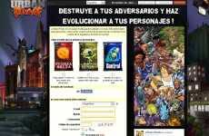Urban Rivals en español juego online multijugador