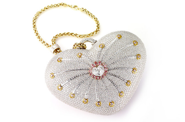 Mouawad 1001 Nights Diamond Handbag