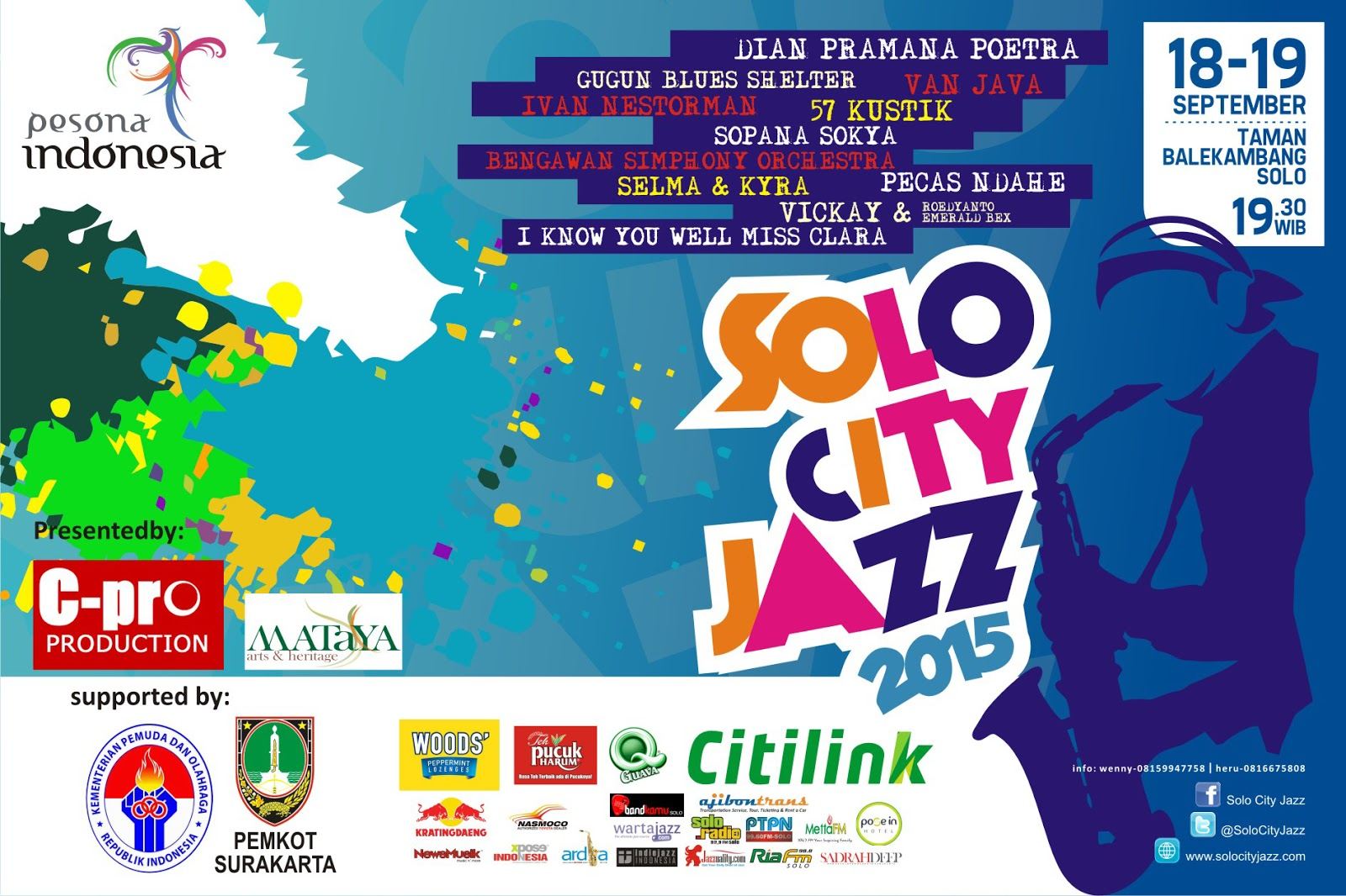 SOLO CITY JAZZ 2015