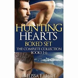 melissa f. hart, hunting hearts