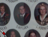 american high school college yearbook name fail funny