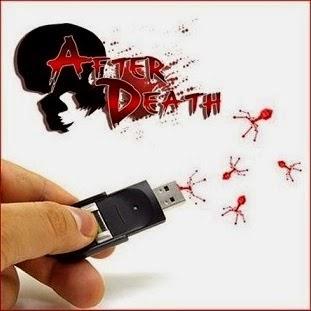 تحميل برنامج حذف ومسح الفيروسات من الفلاشة After Death download flash