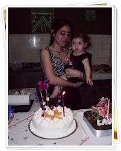 Torta 16 años de Tatiana
