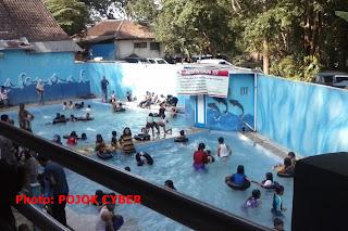 Kolam untuk Anak di Cibulan