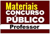 MATERIAL PARA CONCURSO e + MAIS DE 2500 QUESTÕES