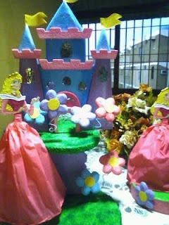 Fiestas Infantiles de la Bella Durmiente