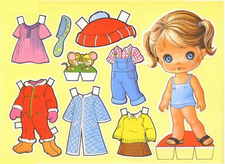 tags: Games , Paper Dolls , Printables
