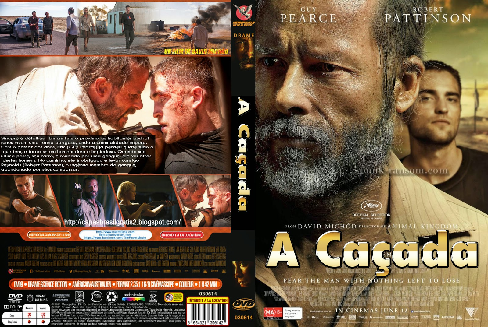 Download A Caçada BRRip XviD Dual Áudio A 2BCA C3 A7ada 2B2014 2B01