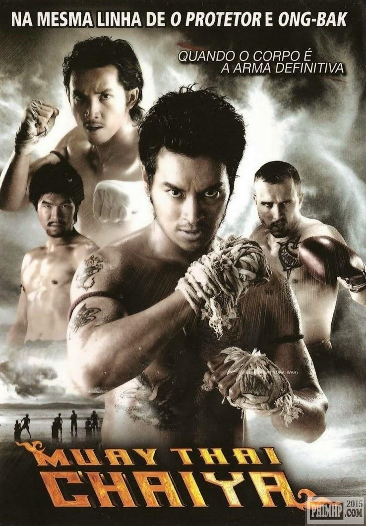 Poster phim Võ sĩ Muay Thái