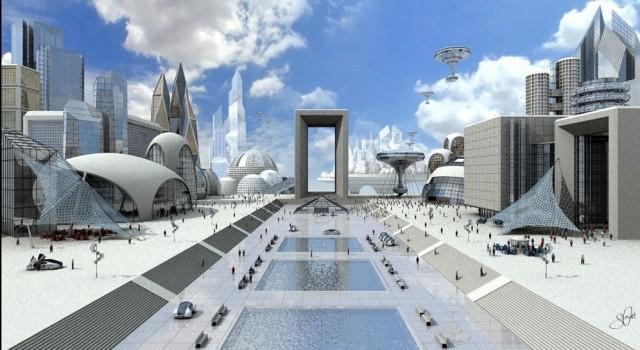 Kota Imajinasi Yang di Pikirkan Banyak Orang