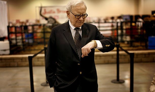 Berkshire Hathaway, Warren Buffet