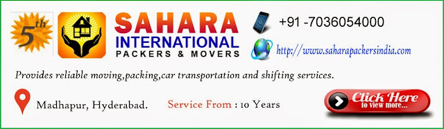 packers and movers hyderabad kondapur