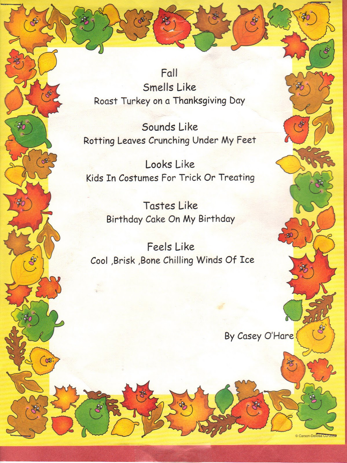 Uncategorized Thanksgiving Poems For Children annettes hook line believer thanksgiving writing project for kids