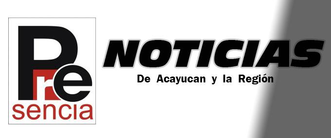 Presencia Noticias Acayucan