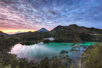 Dieng Plateau Telaga Warna
