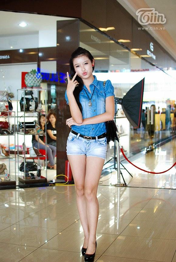 Nguyen Tran Huyen My doi thuong