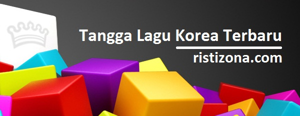 chart tangga lagu korea